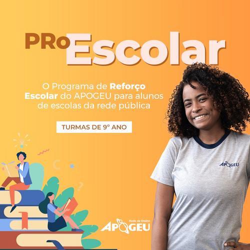 PRoEscolar - Turma 9º Ano