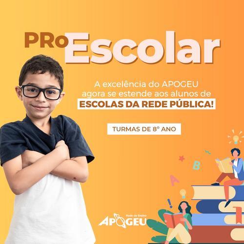 PRoEscolar - Turma 8º Ano